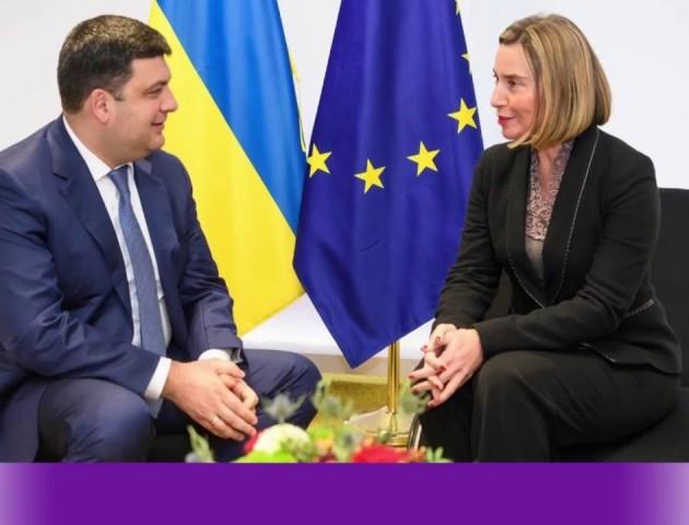 Україна отримала 55 мільйонів євро. ВІДЕО