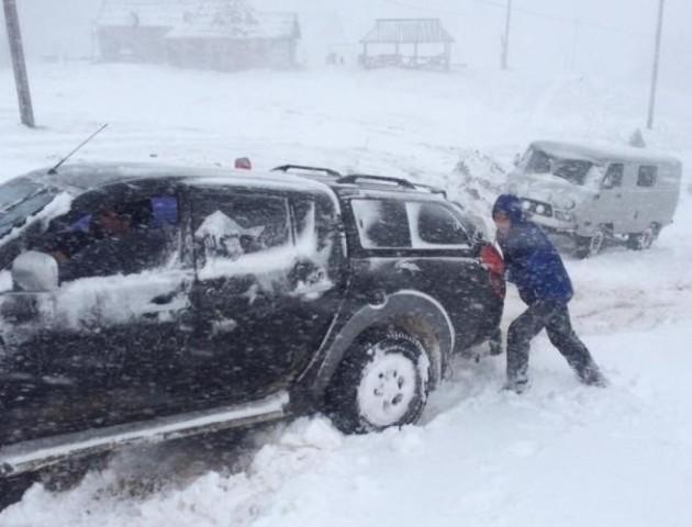 Увага! В Україні оголошено штормове попередження