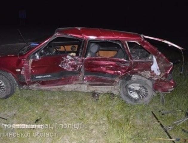 У смертельній аварії на Волині загинуло двоє людей