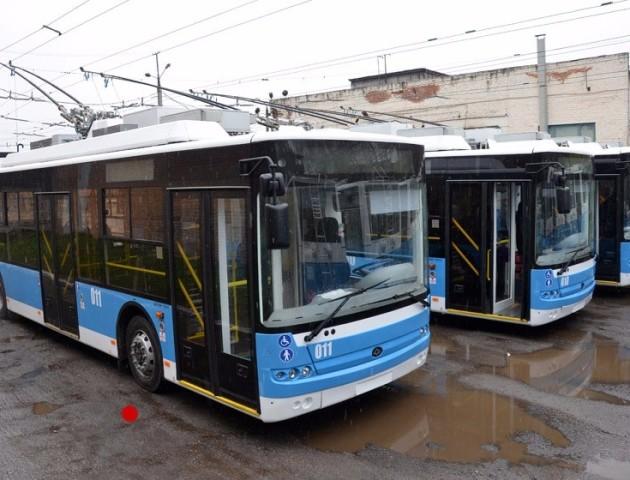 """Лучан просять """"стукати"""" на працівників тролейбусів"""
