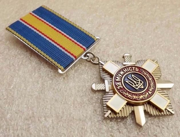 Порошенко нагородив орденами двох волинських загиблих Героїв
