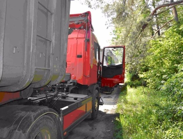 За несанкціоноване вивезення чотирьох фур зі сміттям киянин отримав понад три тисячі штрафу