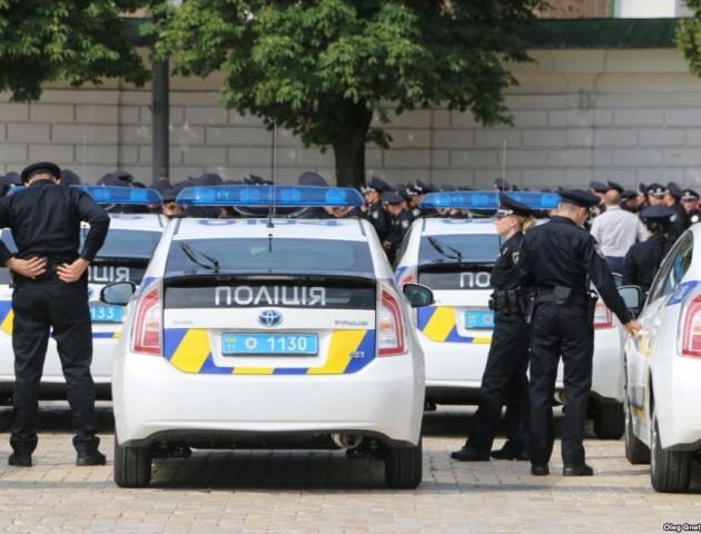 Оголосили про початок добору у патрульну поліцію