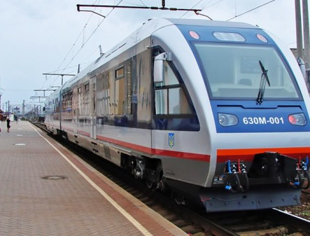 Ковель - напередодні відправлення безвізового потягу на Холм