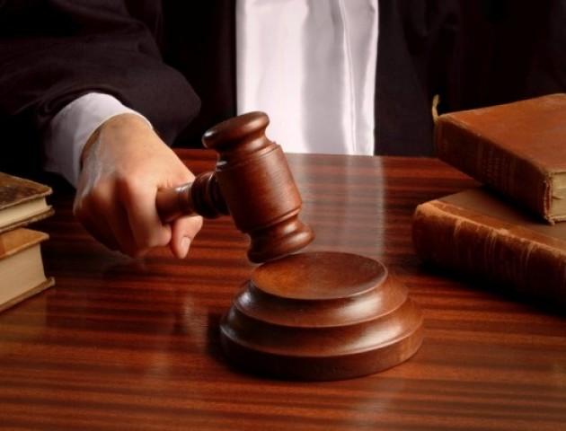 За серію злочинів волинянину дали 8 років в'язниці