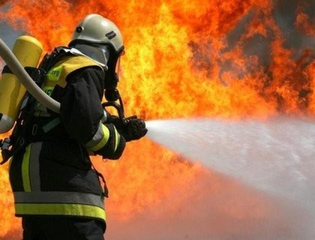 У Ковелі підпалили весільний салон