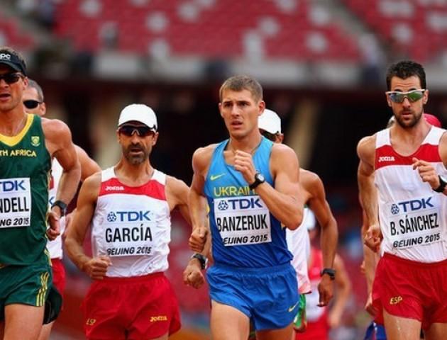 Волинянин - найкращий легкоатлет  України