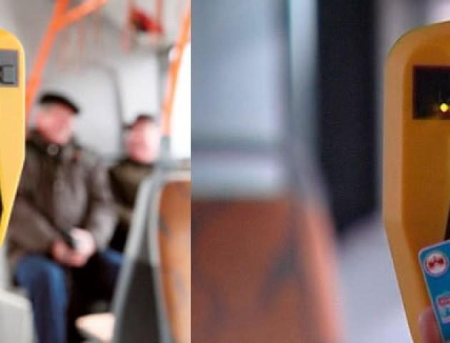 Луцькрада відмовилась фінансувати запровадження валідаторів у тролейбусах міста