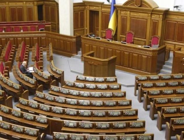 Комітет Верховної Ради сьогодні розгляне питання про вибори мера Луцька