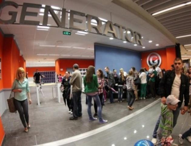 Арена «Generator City» дарує знижки любителям мультиків