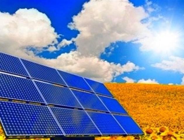 На Волині запрацювала перша  сонячна елетростанція