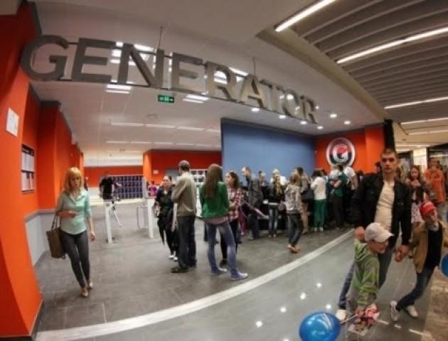 Арена «Generator City» запрошує на акційні будні*