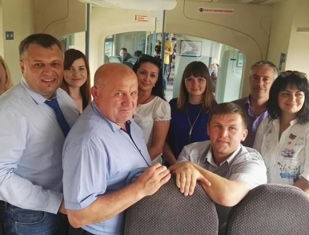 Сергій Кошарук: «Комусь із відвідувачів у першому ж рейсі «Ковель-Хелм» вдалося зламати туалет»