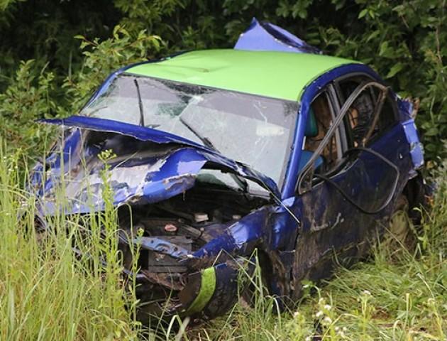 Смертельна ДТП на Волині: один чоловік загинув, другий - в реанімації