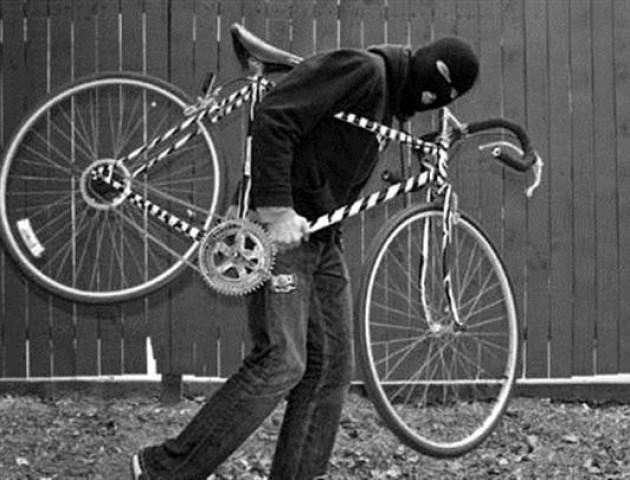 За крадіжку велосипеда лучанину загрожує 5 років в'язниці