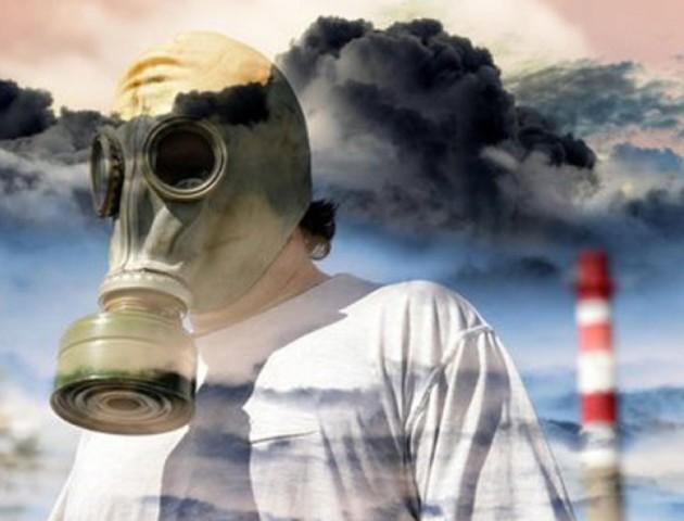 Найбільші забрудники повітря у Луцьку - три підприємства