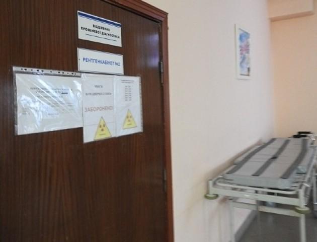 У Волинській  обласній дитячій лікарні не працює вся рентген-апаратура