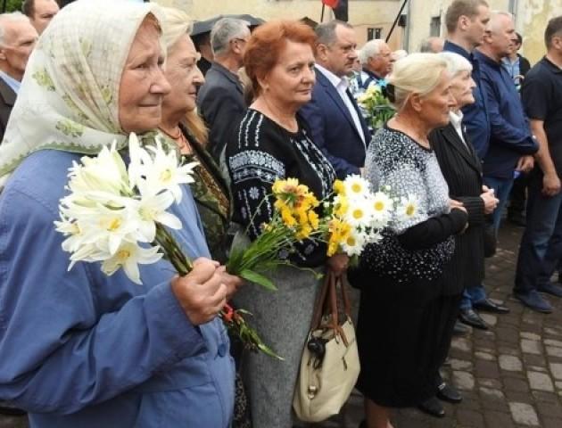 У Луцьку відбулася скорботна хода в пам'ять про розстріляних в'язнів тюрми