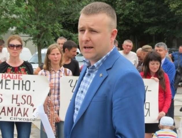 Акціонер Гнідавського цукрового заводу судитиметься з активістами