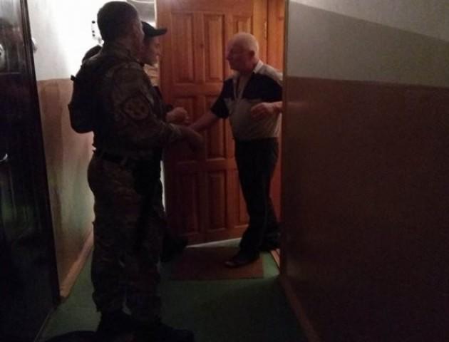 П'яна лучанка погрожувала патрульним «Аверсом»