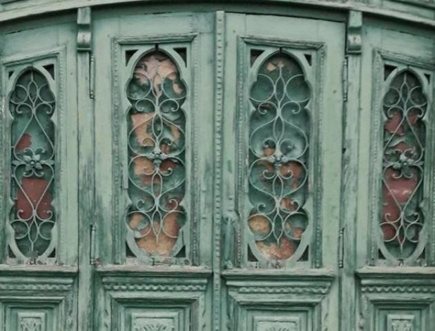 Флешмоб у Луцьку: #збережіть_двері