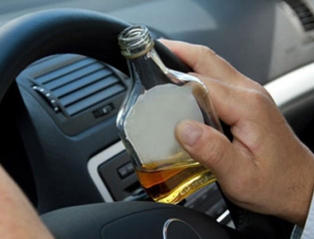 Волинські дороги продовжують «підкорювати» п'яні водії