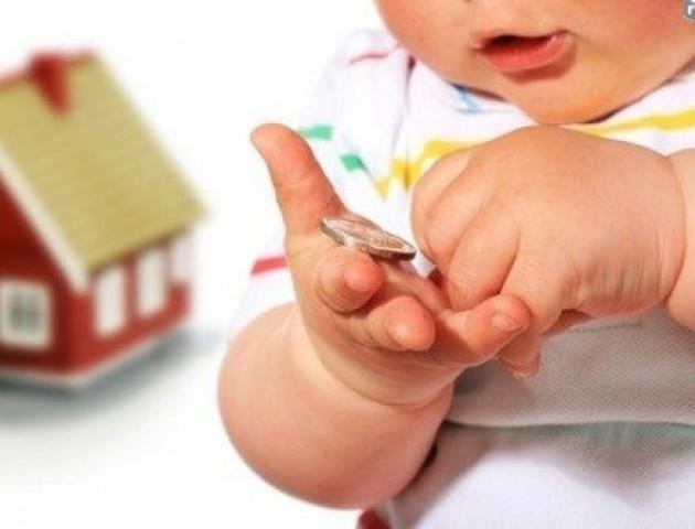 У Ковелі виплатять допомогу на дитину, яка народилася у США