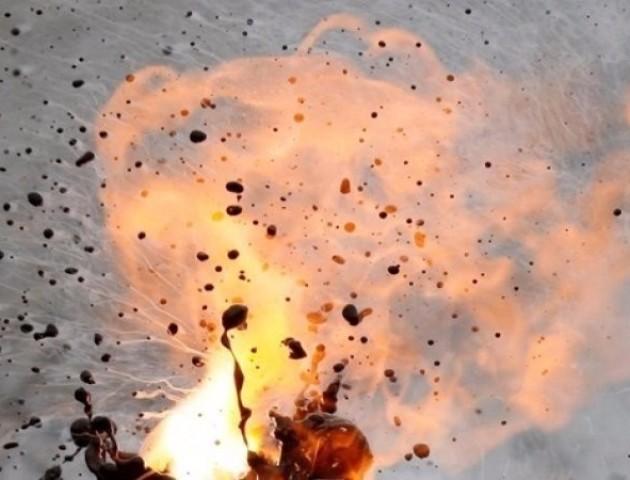 У Луцьку біля дверей житлового будинку пролунав вибух