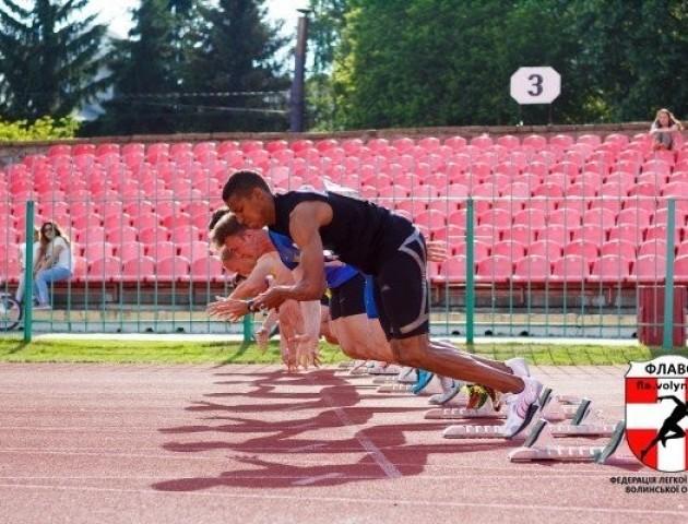 У Луцьку - блискучі старти першого дня Командного чемпіонату України