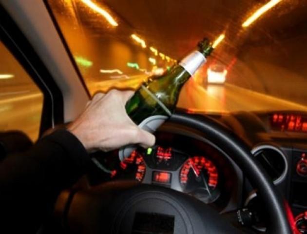 У Луцьку покарали п'яних водія та пасажирку