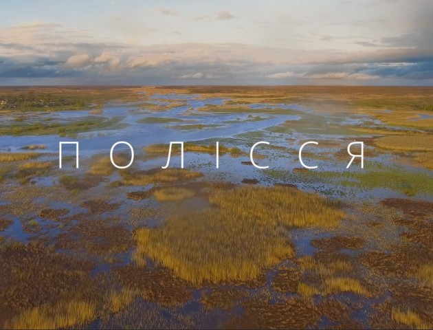 Ukraїner показали неймовірну красу Полісся