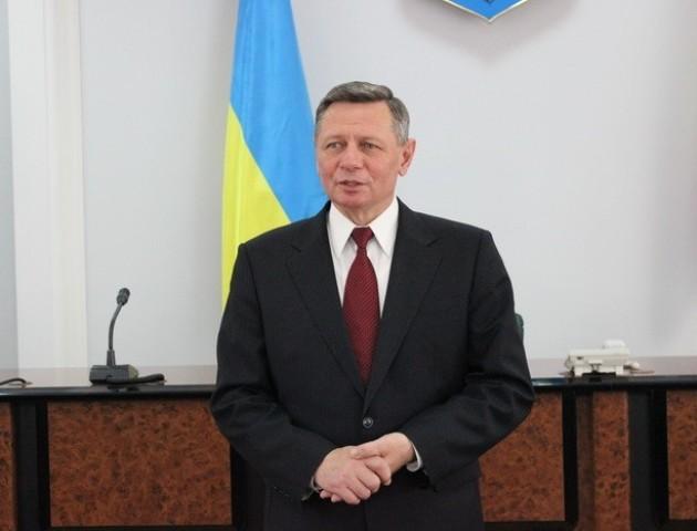 Микола Романюк – Почесний громадянин Луцька
