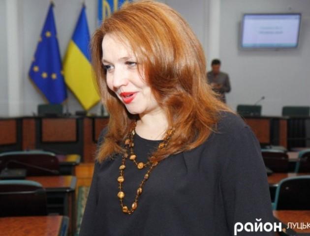 Депутатка Луцькради дорікнула Поліщуку