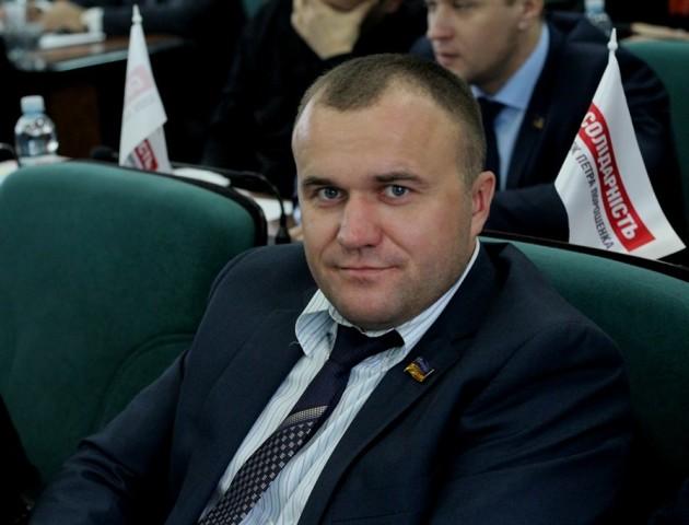 Петро Нестерук обурюється через неналежне виконання бюджету