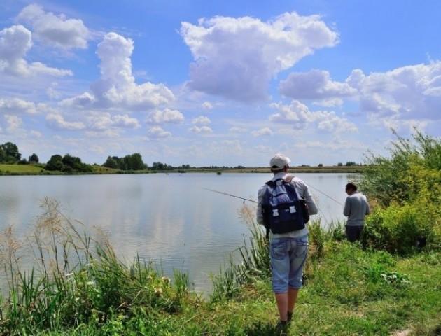 ТОП-5 місць на Волині, де найкраще рибалити