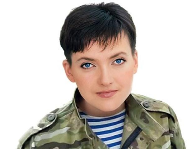 До Луцька приїде Надія Савченко