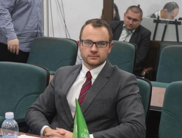 Ігор Поліщук – більше не член луцького виконкому