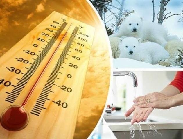 Топ - 5 порад, як пережити спеку в місті