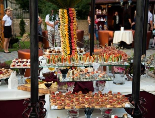 Зробіть своє свято незабутнім та феєричним у ресторані «Круаж»