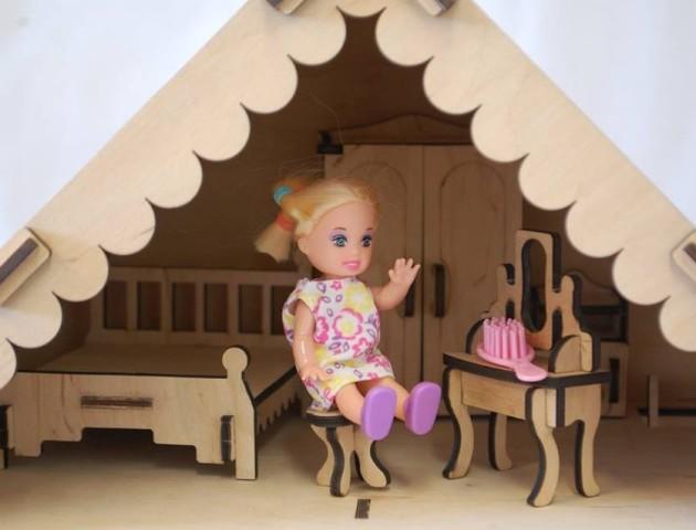 Лялькові будиночки та меблі - в інтернет-магазині «Резанок»