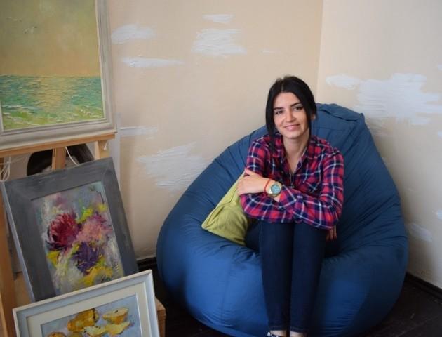 Художниця Наталія Грабовецька: Натхнення черпаю у спілкуванні з позитивними людьми