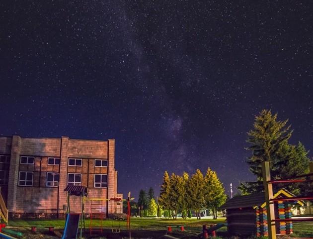 Серпневий зорепад в об'єктиві фотографа Сергія Герешти