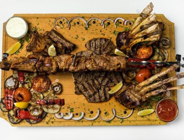 Ситно пообідати запрошує «Чевермето»