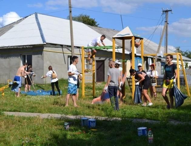 Схід і Захід разом: Волинь приймає учасників молодіжного проекту «Тут і зараз»