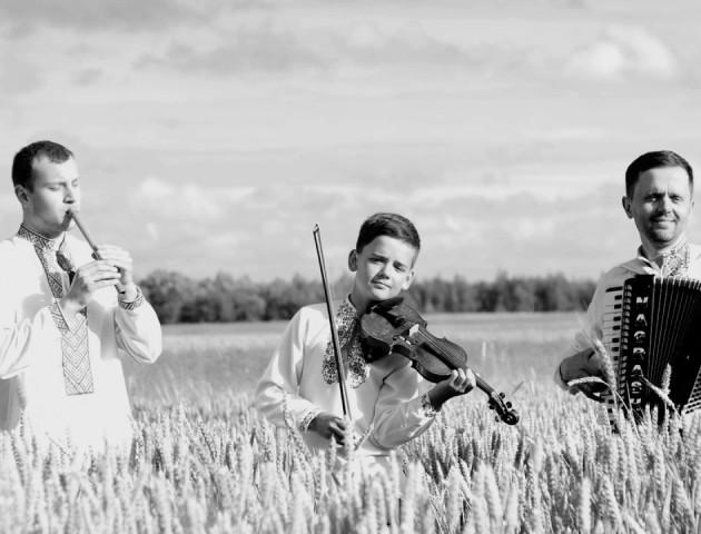 Награш band - Попурі українських народних мелодій