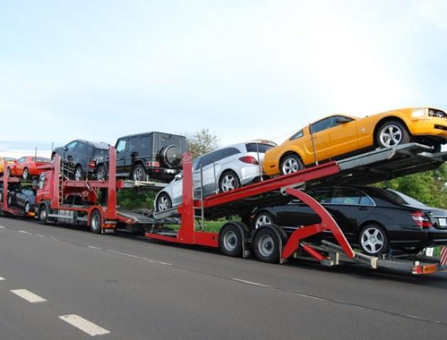 В Україні вдвічі збільшився імпорт автомобілів