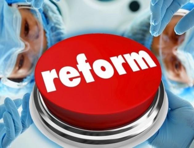 Медична реформа на Волині: чи є надії?