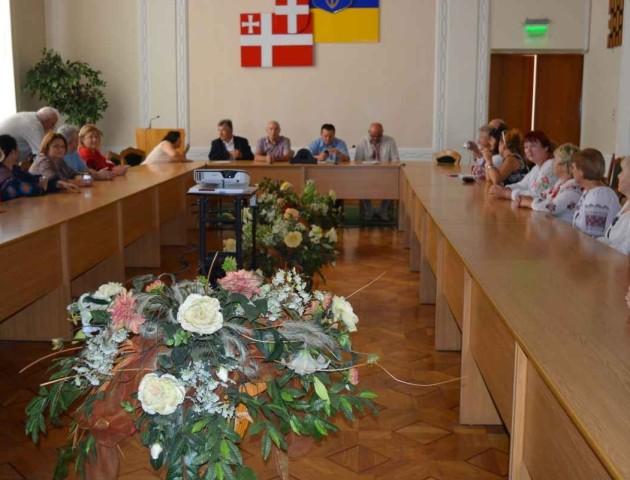Луцьк зібрав десятки активістів «Волинського братства»