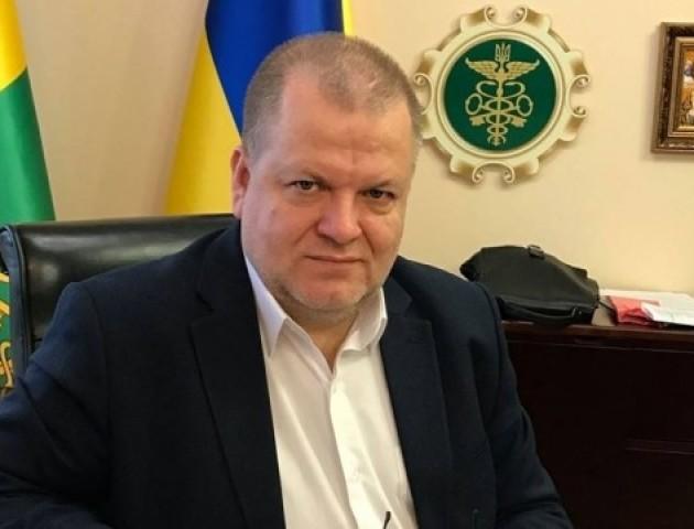 Головного митника Волині Віктора Кривіцького відпустили
