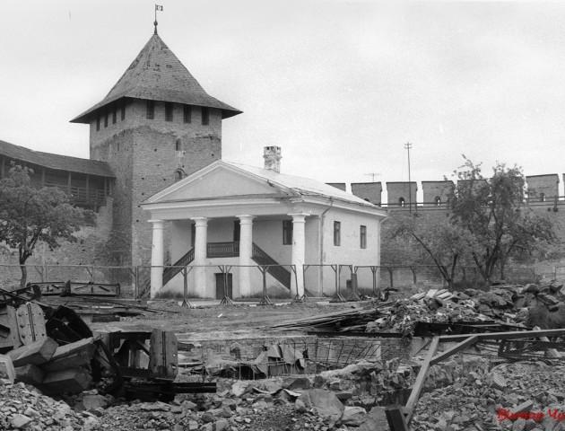 Чорно-білий фотоспогад про Луцьк  від Віктора Чухрая